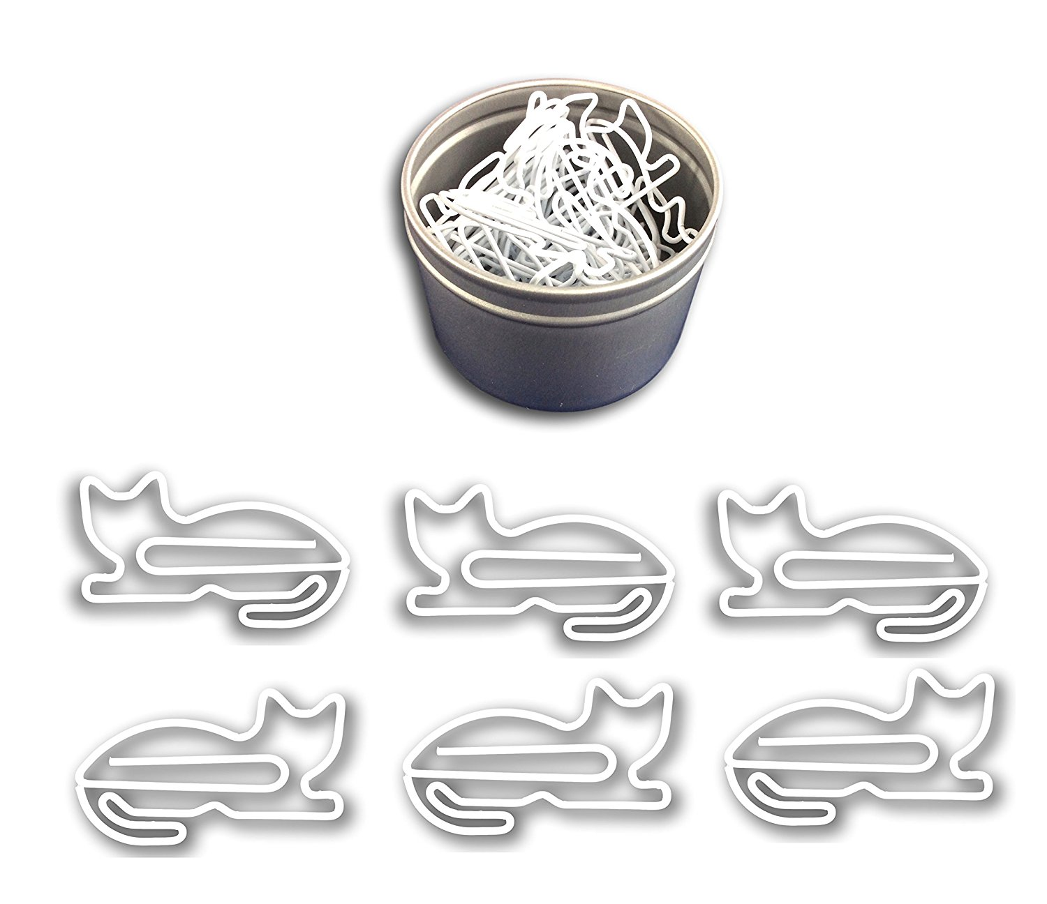 cat day international best gifts for cat lovers paper clips