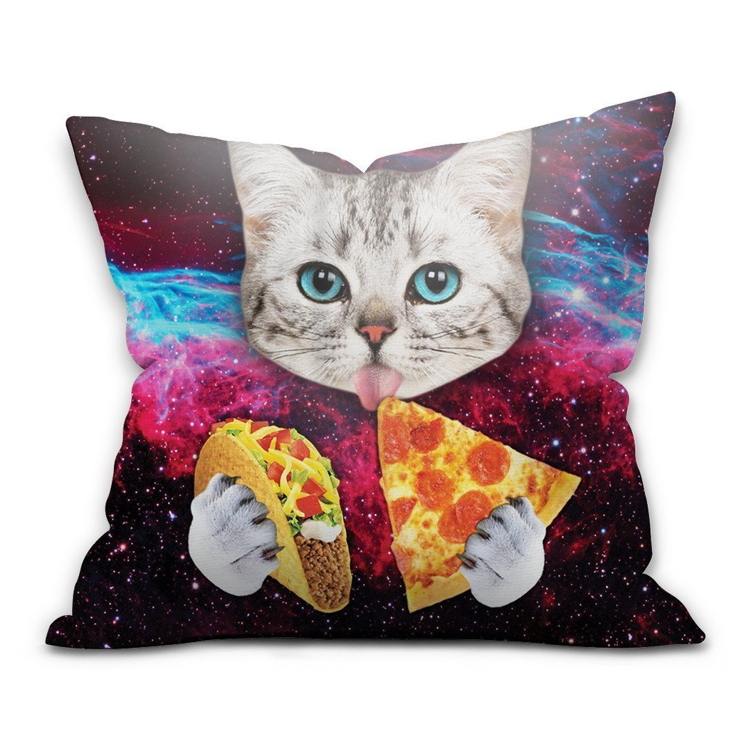 cat day international best gifts for cat lovers pillowcase