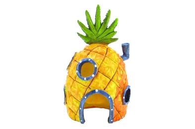 pineapple fish house spongebob