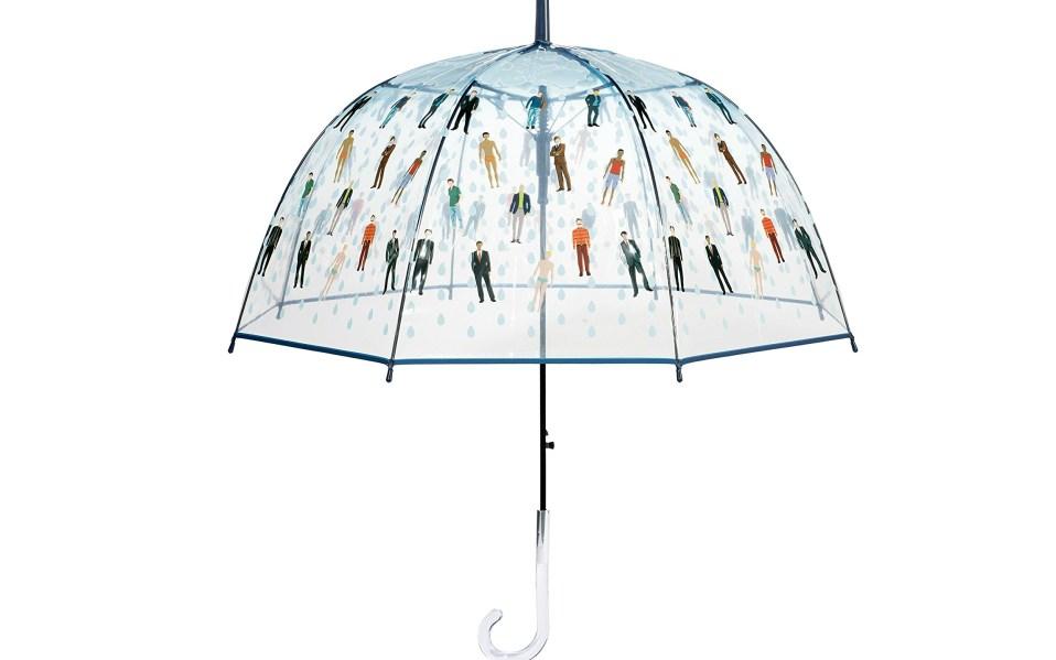 raining men umbrella