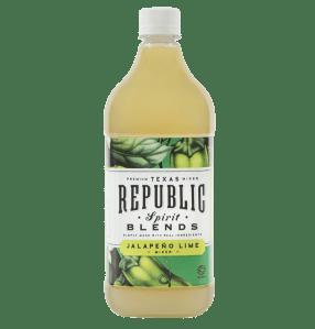 Republic Spirit Jalapeno Lime