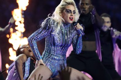Lady Gaga - Super Bowl LI, NRG Stadium, Houston, USA