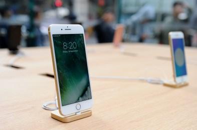 Australia Economy Apple Iphone 7 Australia Launch - Sep 2016