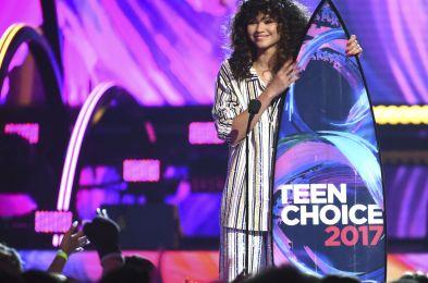 2017 Teen Choice Awards - Show, Los Angeles, USA - 13 Aug 2017