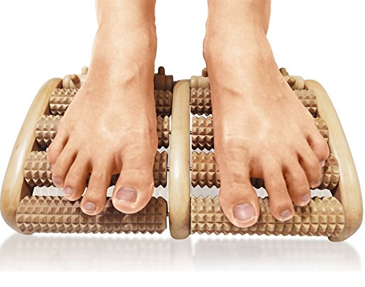 foot spa best massager pain relief dual roller