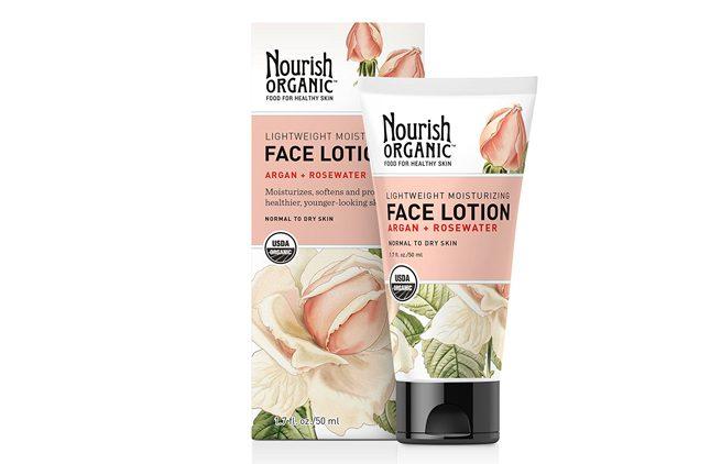 Nourish Organic Rose Moisturizer