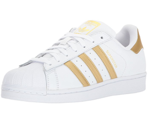 Women's Gold Sneakers Adidas
