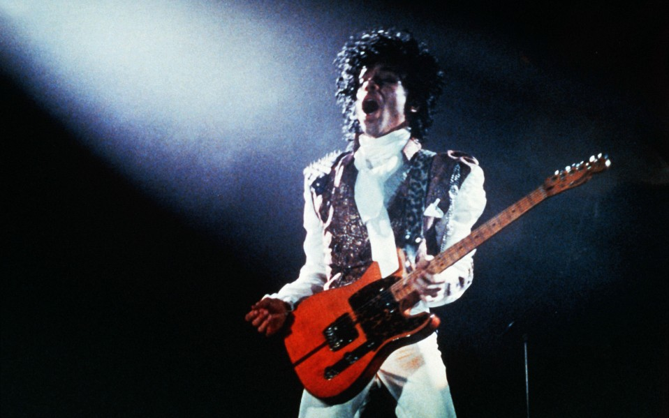 Prince Exhibition to Open in London