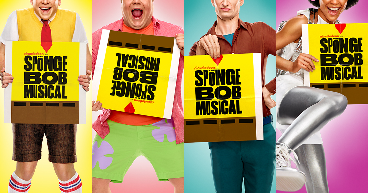 Spongebob Squarepants: The Musical