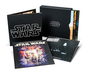 Star Wars- The Ultimate Collection Vinyl