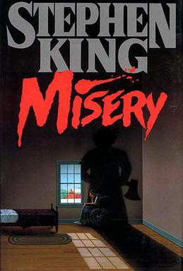 stephen king misery book