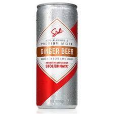 Stolichnaya Ginger Beer