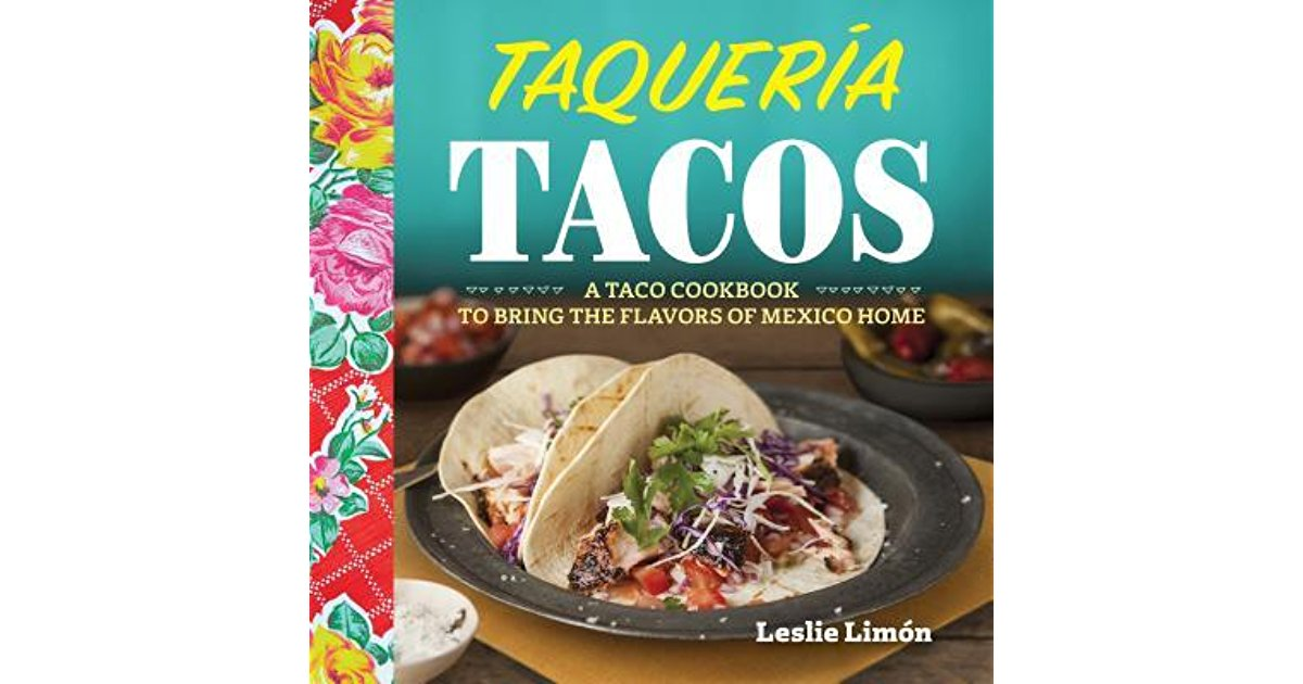 cookbook mexican taco tuesday night dinner party