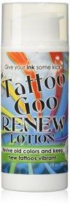 Tattoo Goo Renew Lotion