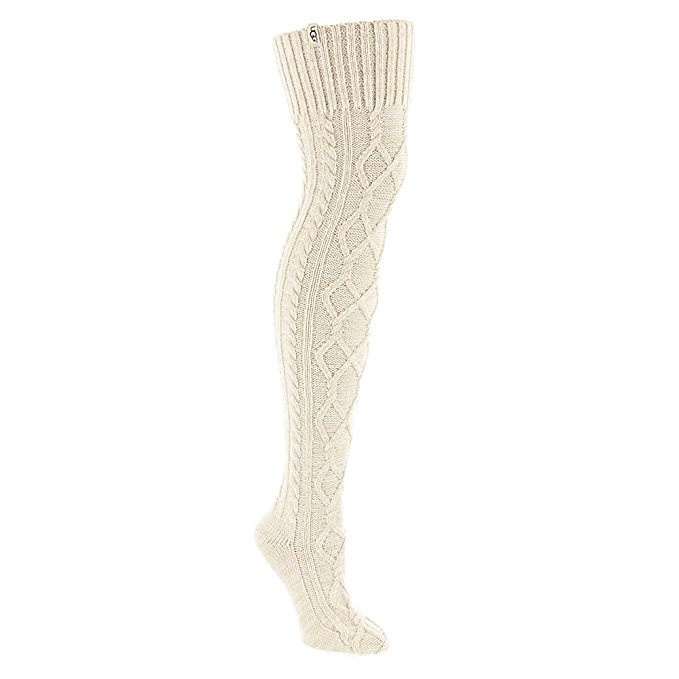 best socks warm winter ugg cable knit boot