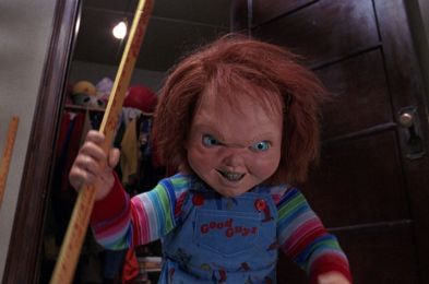chucky creepy doll movies