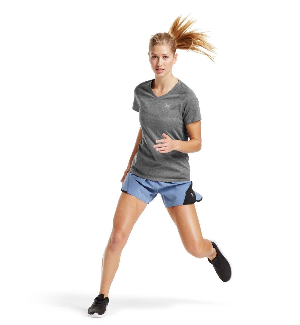 VaporActive Alpha Short Sleeve V-Neck T-Shirt