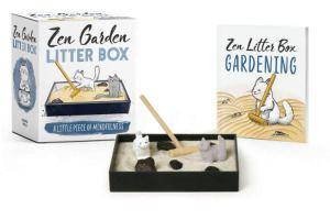 zen garden litter box, gifts for cat lovers