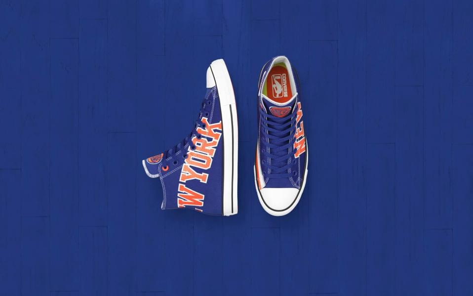 NBA x Converse Sneaker Collection