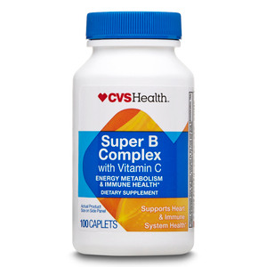 B-complex vitamin c supplement