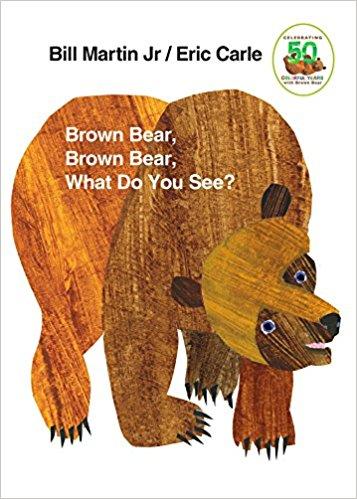 Brown bear book amazon