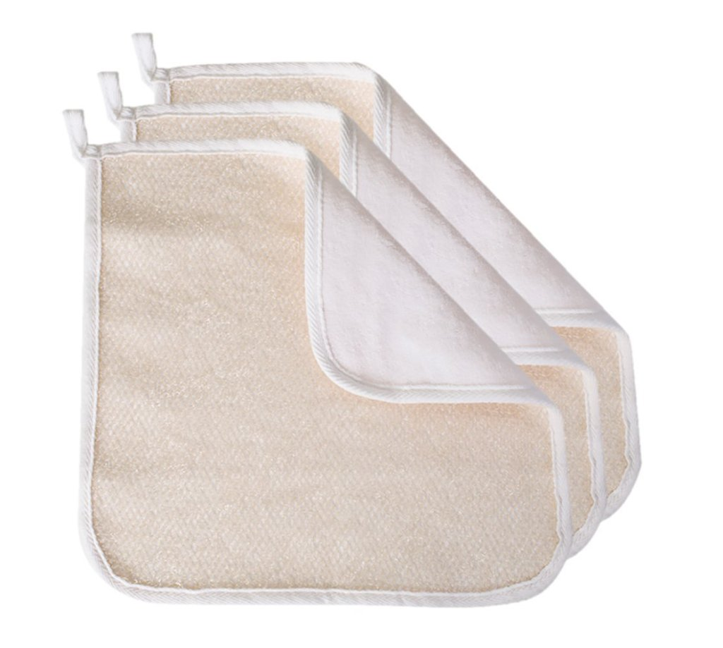 Evriholder Exfoliating Body Wash Cloths