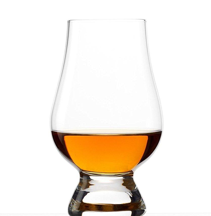 tulip shaped whiskey glass