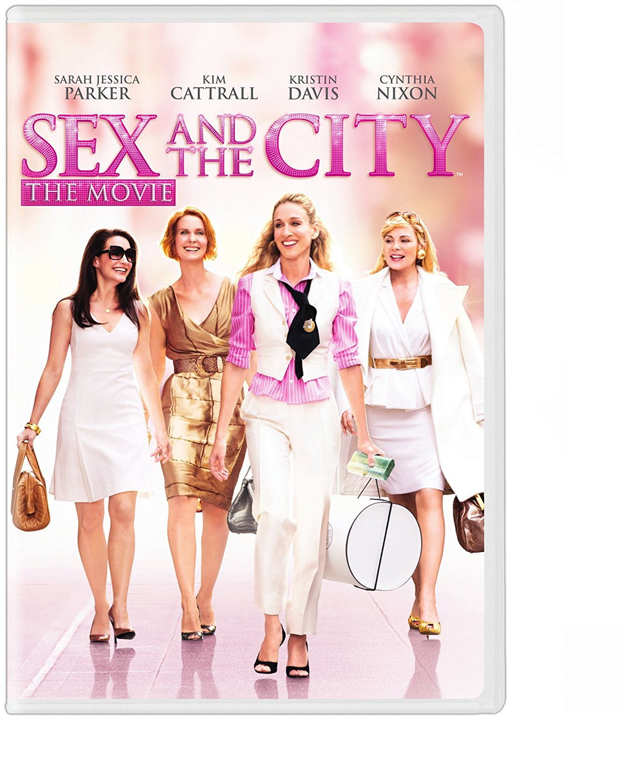 sex and the city movie dvd