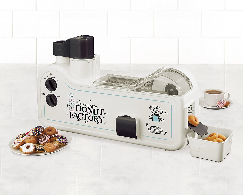 Nostalgia Donut Maker