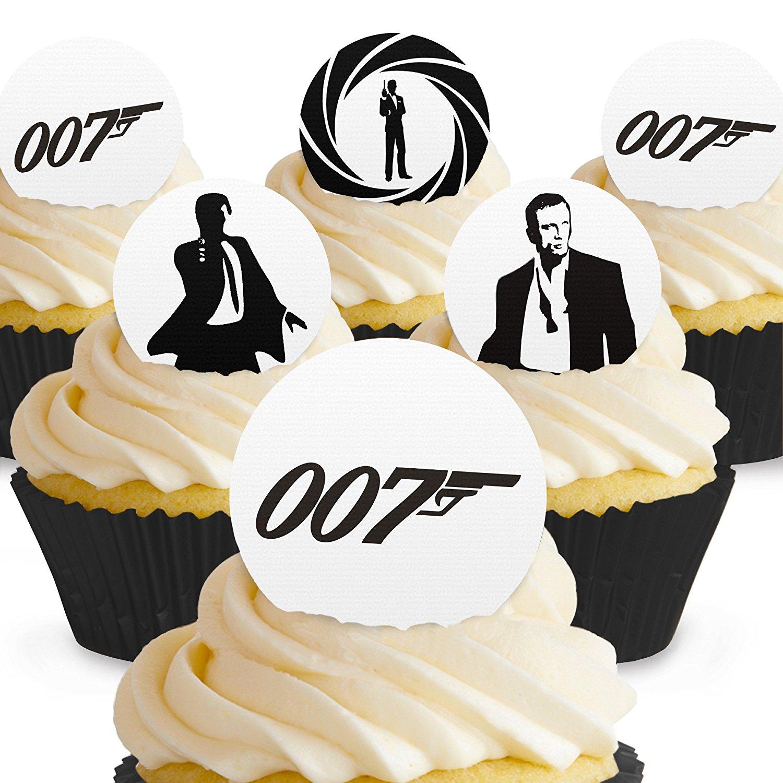 James Bond Party Favors