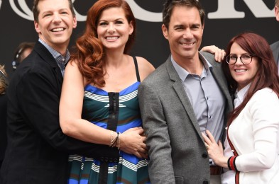 'Will and Grace' Start of Production Party, Universal Studios, Los Angeles, USA - 02 Aug 2017