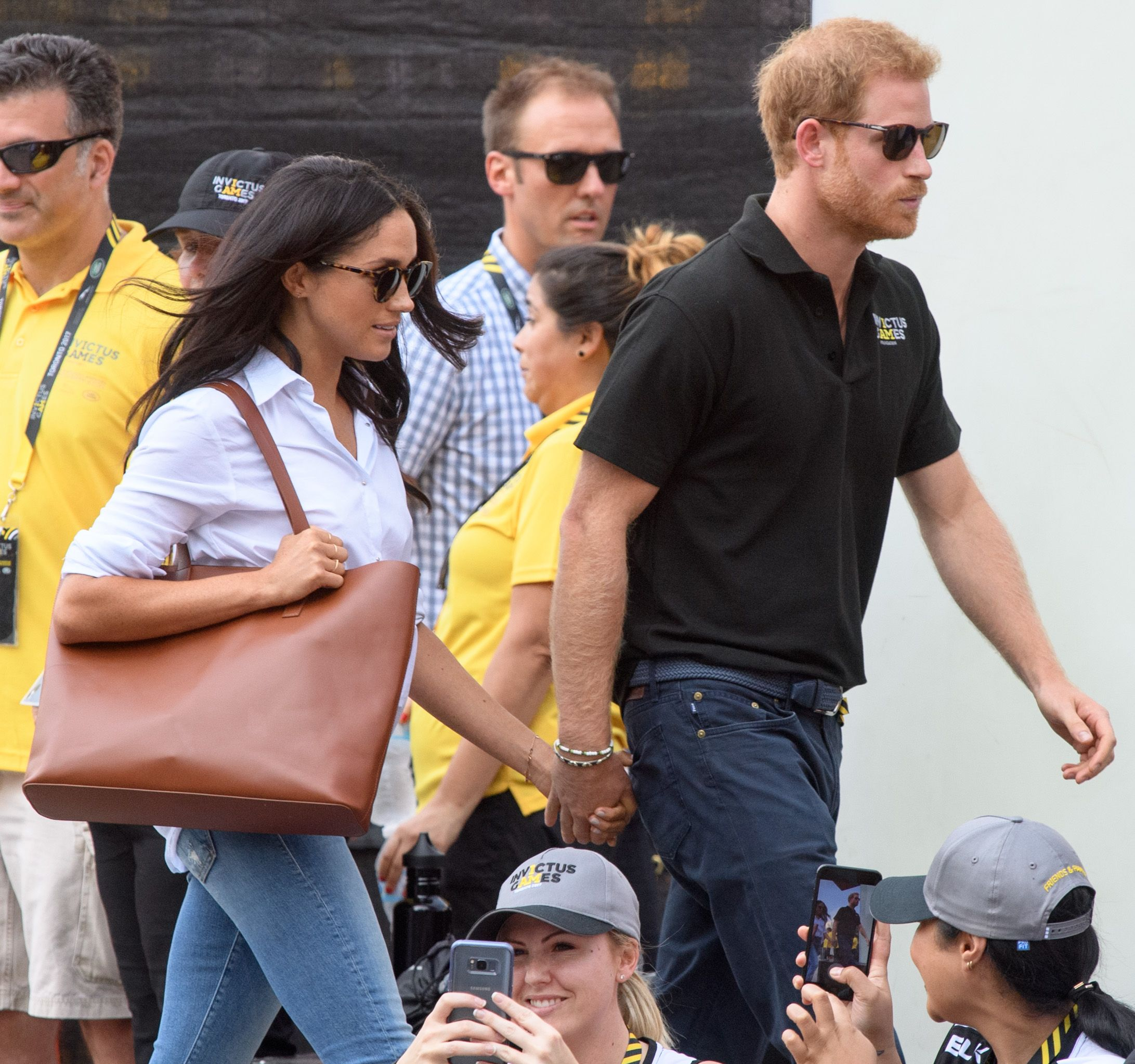 Meghan Markle tote bag Prince Harry