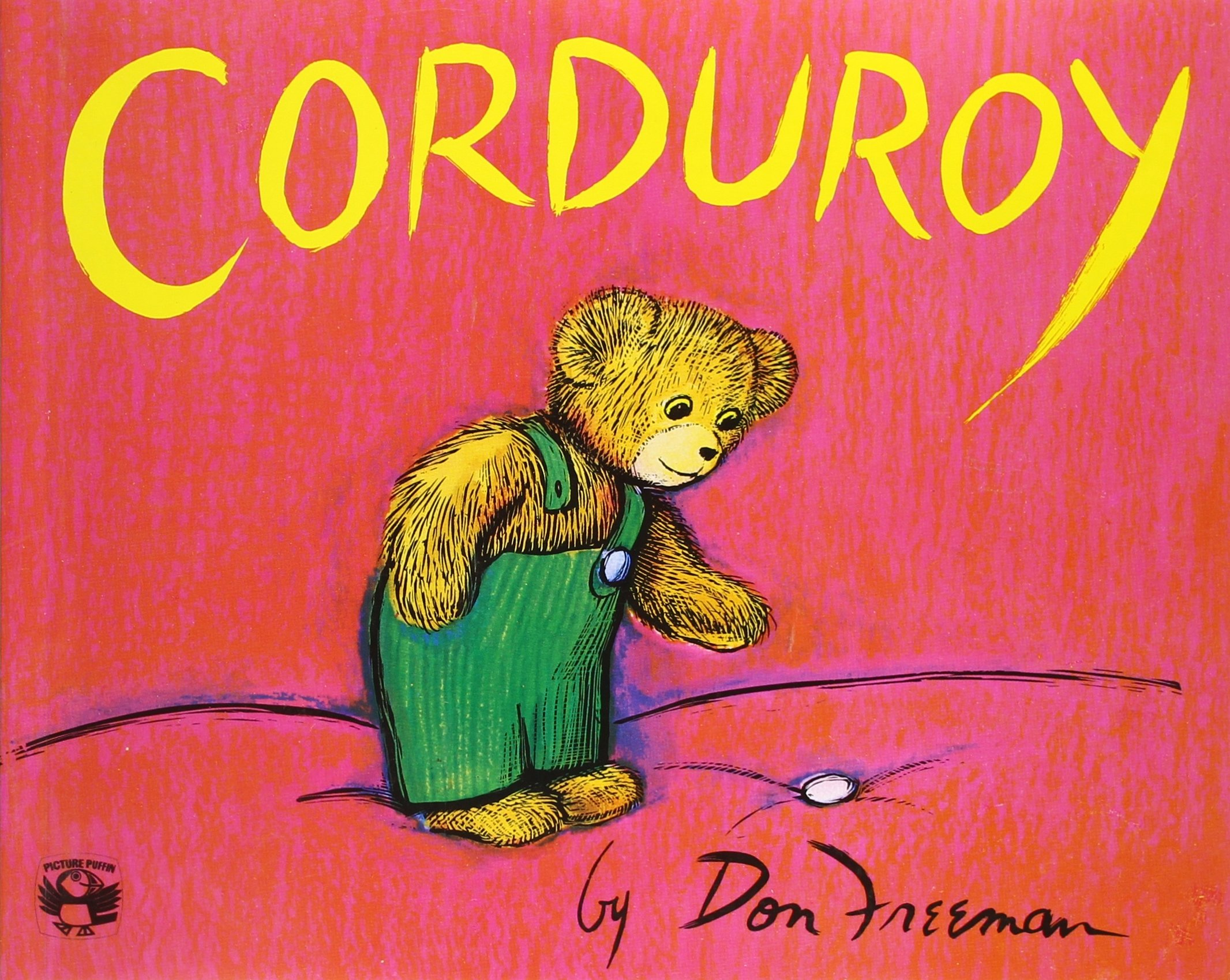 Corduroy book amazon