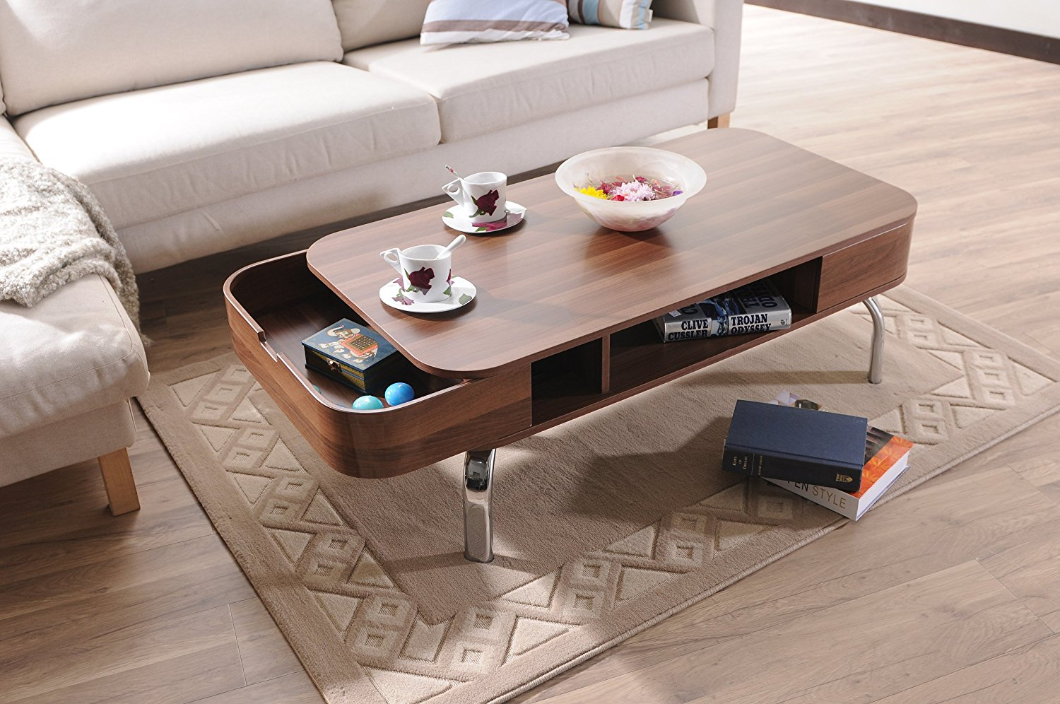 Coffee Table storage