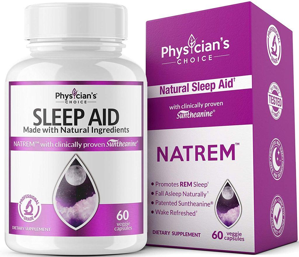 Sleep Aid with Valerian Root