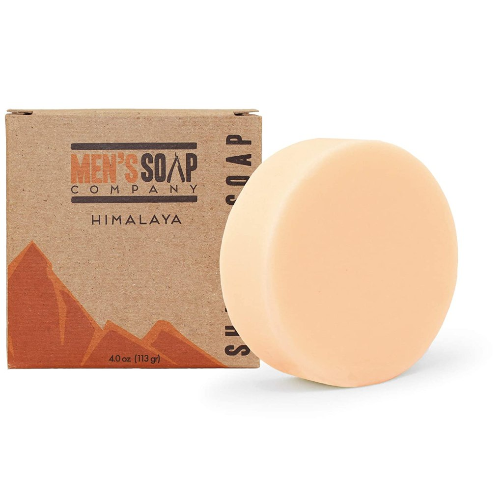 Men's Soap Company Shaving Soap