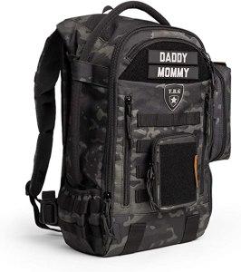 tbg mens tactical diaper bag