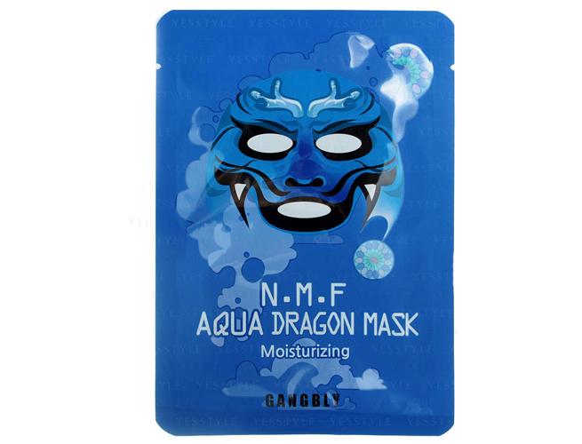 Aqua Dragon Mask