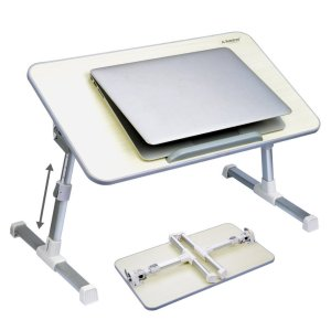 Avantree Quality Adjustable Laptop Table
