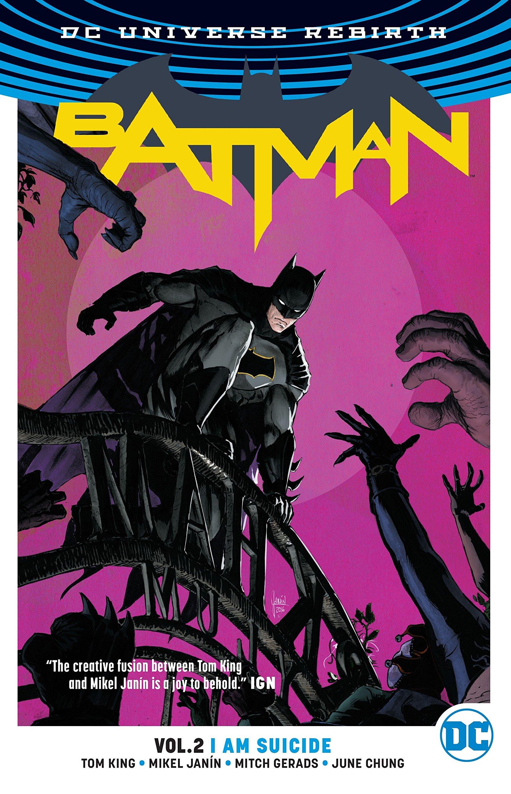 batman: I am suicide