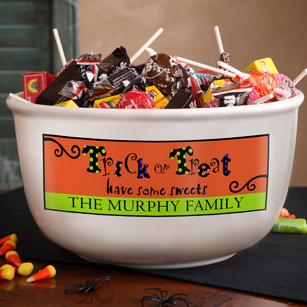 Halloween decorations 13 ways to personalize decor candy bowl