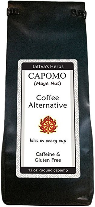 coffee replacement best alternatives capomo maya nut