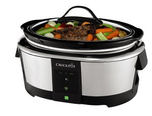 Crock-Pot WeMo Enabled Slow Cooker