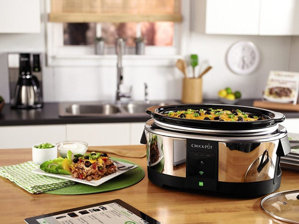 best smart kitchen gadgets - connected kitchen | spy