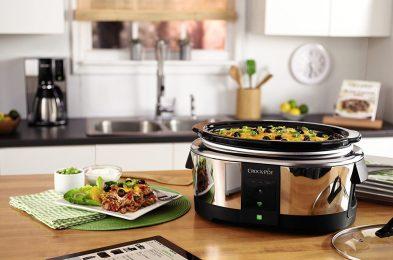 crok-pot smart kitchen appliance