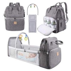 eccomum diaper bag backpack
