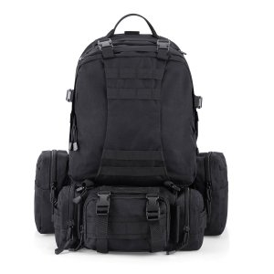 G4Free Large Outdoor 50L Military Rucksack