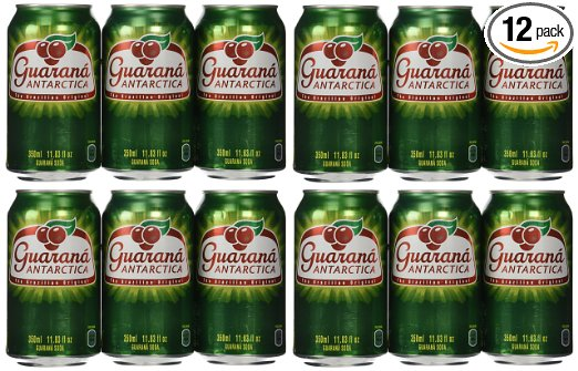 coffee replacement best alternatives guarana antarctica soft drink