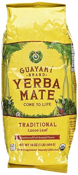 coffee replacement best alternatives guayaki yerba mate