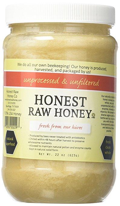 Honest Raw Honey